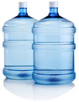 Две бутыли воды в подарок (тара залоговая)