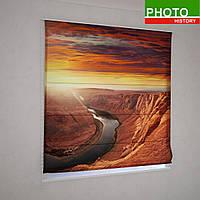 Римские фотошторы жгучий каньон