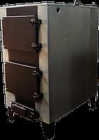 Котел твердотопливный Огонек КОТВ-145 Сталь 4 мм.