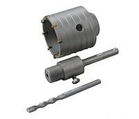Сверло корончатое по бетону SDS-Plus 65 мм Granite 2-08-065