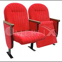 Театральное кресло для кинотеатра, конференц-зала, дворца культуры СОПРАНО, фото 1