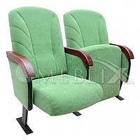 Театральные кресла для зала заседаний СПИКЕР с креплением к полу