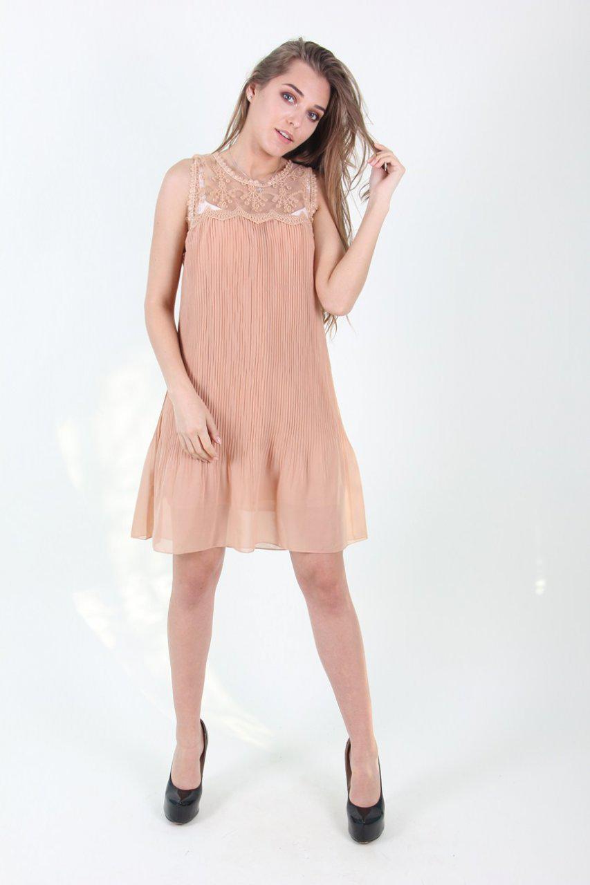 8bf955541aa04bd Купить Стильное плиссированное платье (916) : по недорогой цене ...
