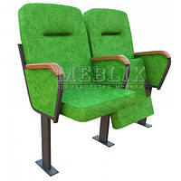 Комфортные театральные кресла для кинотеатра и конференц-зала ПРИОР, фото 1