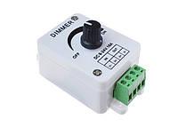 Диммер для LED ленты 16А 12В