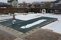 Захисне накриття на басейн