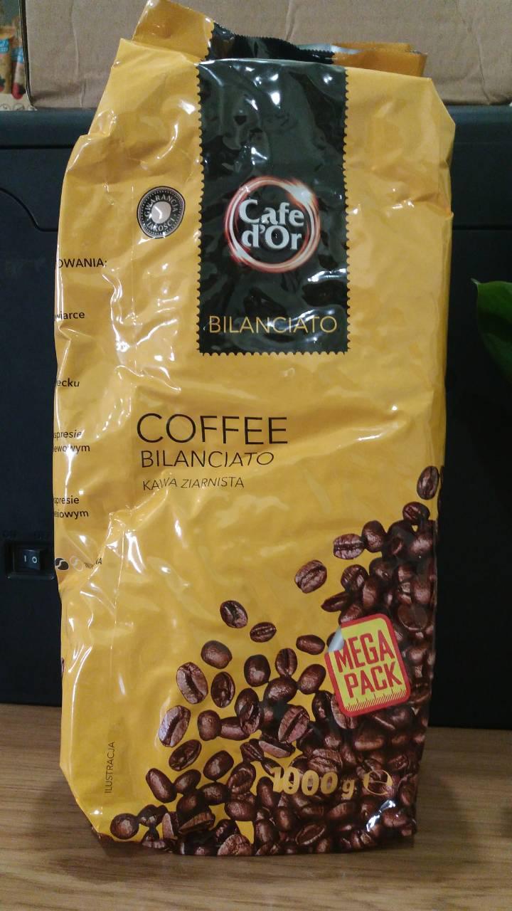 Кофе в зернах Cafe d'Or Bilanciato 1000 гр