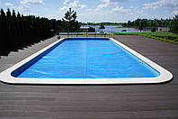 Улучшенная солярная плёнка, пленка на бассейн, пленка для бассейна