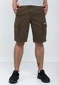 Мужские шорты карго Urban Planet  OLIVE