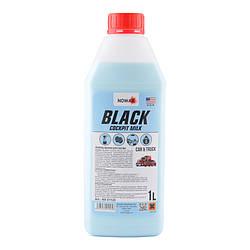 Nowax Black Cocpit Milk 1 L Полироль молочко для пластика (концентрат)