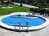 Солярная плёнка на бассейн, Чехия, фото 2