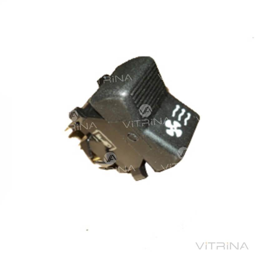 Переключатель вентилятора отопителя Д-240, МТЗ | П147М-04.11