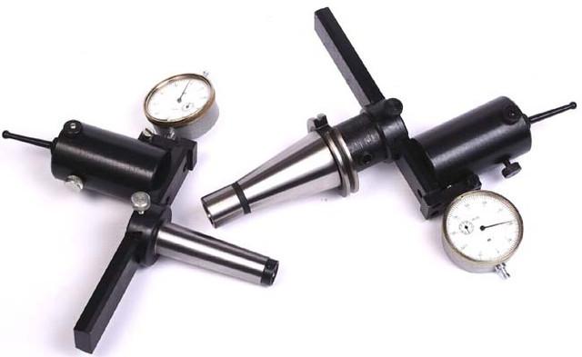 6201-4003-11 Центроискатель индикаторный с хвостовиком 7:24 ИСО45 по DIN 69871-A