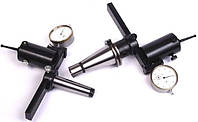 Центроискатели индикаторные с хвостовиком 7:24 ИСО40 ИСО45 ИСО50  по ГОСТ25827-93 исп3