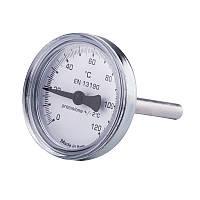 Термометр 0-120C для антиконд. клапана Icma