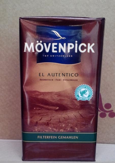 молотый кофе Мовенпик Эль Аутентико