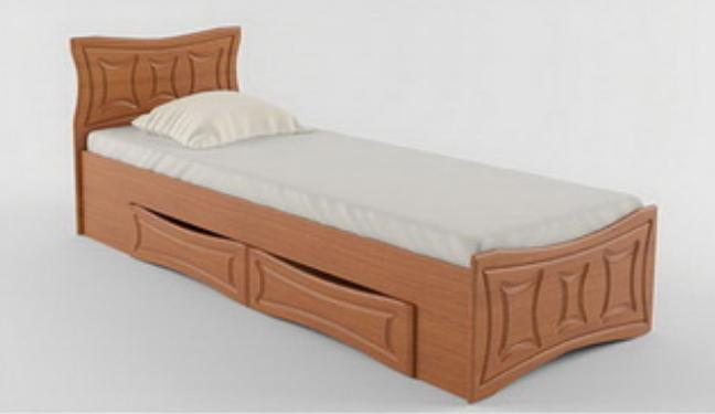 """Кровать""""Созвездие"""" 80 без ящиков . Летро"""