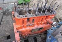 Блок цилиндров ЮМЗ турбированный (Д65-01-001-А)