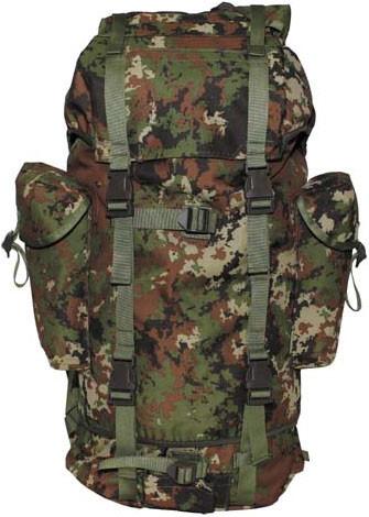 Армейский рюкзак 65л камуфляж MFH 30253L