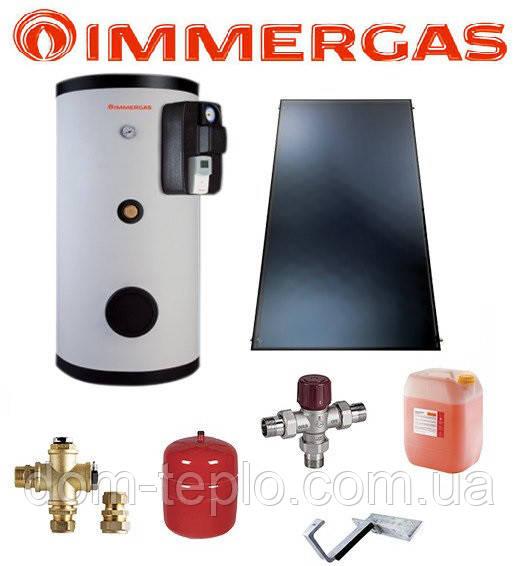 Солнечный коллектор Immergas Inox Sol 200 V2 ☞ Пакетное предложение