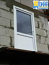 Металлопластиковые двери Глеваха, фото 2
