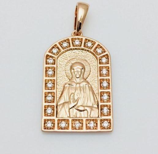 Кулон святая Матрена