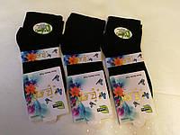 Короткие бамбуковые женские носки Z&N Турция, черные