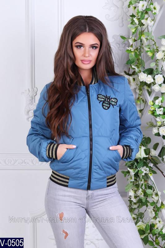 d0fae7e231a Куртка V-0505 (42-44