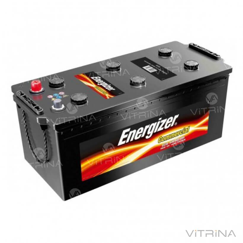 Аккумулятор ENERGIZER Com. 220Ah-12v (518х276х242) с боковыми клеммами | L, EN1150 (Европа)