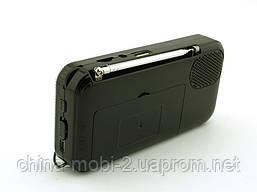 FM приемник UKC SPS T7 (U7) с MP3, черный с белым, фото 3