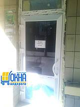 Металлопластиковые двери Ирпень, фото 2
