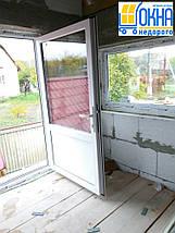 Металлопластиковые двери Ирпень, фото 3