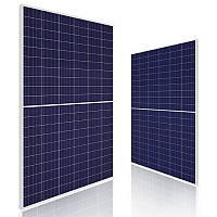 Солнечный фотоэлектрический модуль PV мoдуль ABi-Solar AB280-PHC(CN32), 280Wp, Poly Half-Cell