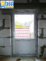 Металлопластиковые двери Вишневое, фото 3