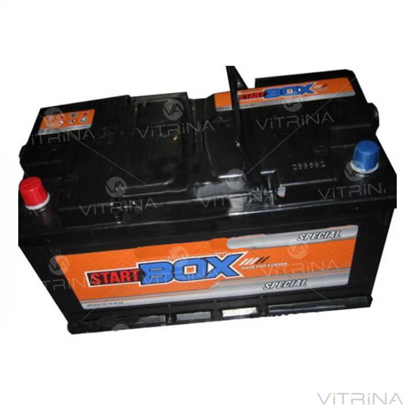 Аккумулятор StartBOX Special 140Ah-12v (513x189x208) со стандартными клеммами | L, EN900 (Европа)