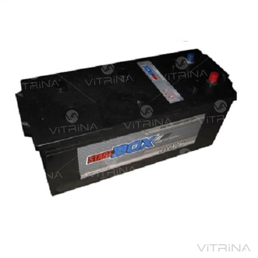 Аккумулятор StartBOX Econom 190Ah-12v (513x220x223) с боковыми клеммами | L, EN1150 (Европа)