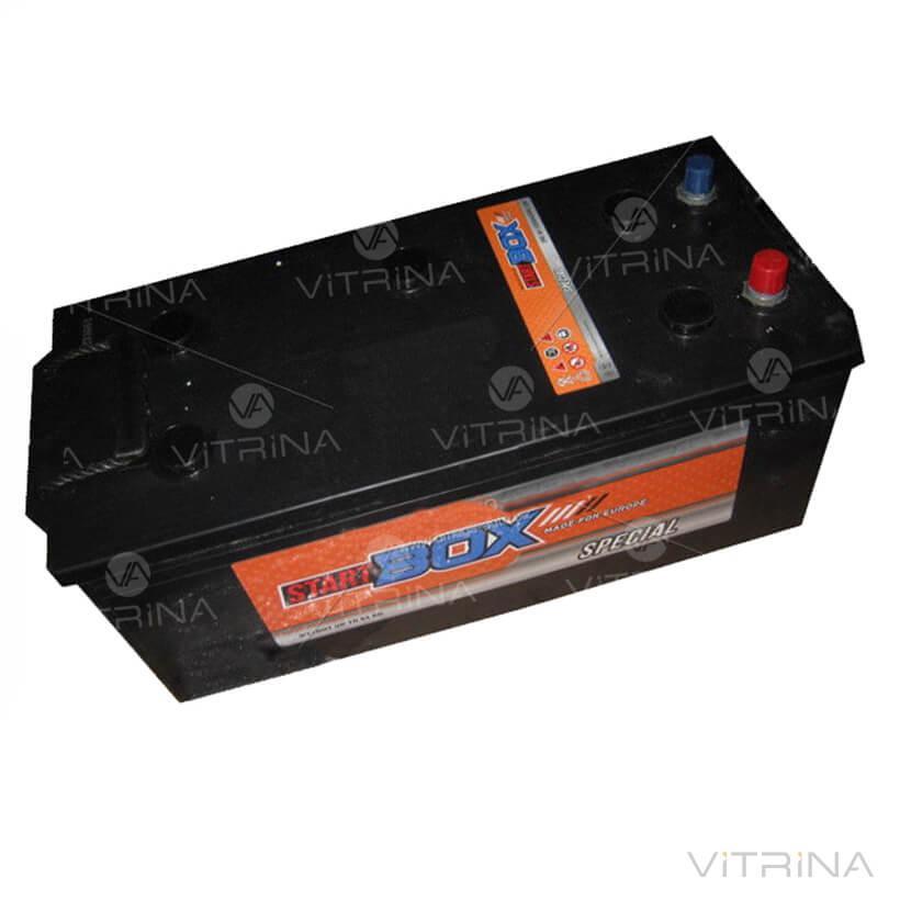 Аккумулятор StartBOX Special 190Ah-12v (513x223x223) с боковыми клеммами | R,EN1200 (Европа)