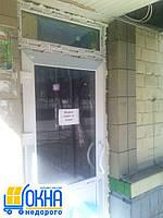 Металлопластиковые двери Буча, фото 1