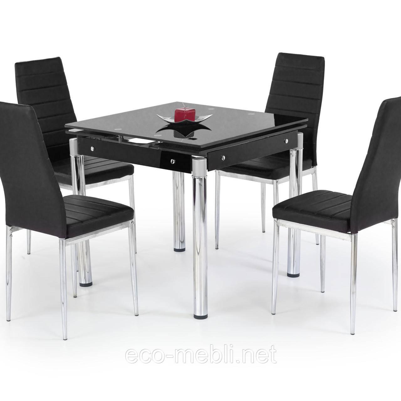 Обідній стіл на кухню KENT stal malowana Halmar