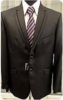 Костюм мужской West fashion (черный)