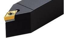 SDNCN 1212 H07 Резец проходной  (державка токарная проходная)