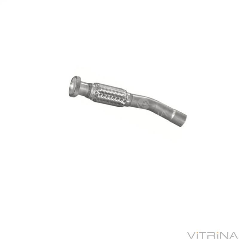 Труба промежуточная Мерседес Спринтер 210-412-2,9TD (95-00гг) с гофрой