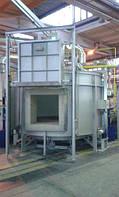 Оборудование для обжига форм точного литья до 1200 °C
