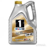 Масло моторное Mobil1 0W-40 API SN, CF ACEA A3/B3 4л | 4111472601