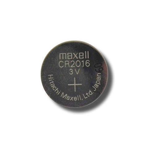 Дисковая батарейка MAXELL Lithium Cell 3V  CR2016