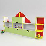 Дитяча стінка Будиночок від виробника, фото 2