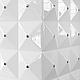 БіокамінEGZUL с кристаллами Swarovski белый глянцевый, фото 4