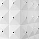 БіокамінEGZUL с кристаллами Swarovski белый матовый, фото 3