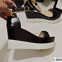 Босоножки женские на платформе, женская обувь, фото 1