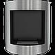 Биокамин AF шлифованная сталь TÜV, фото 3